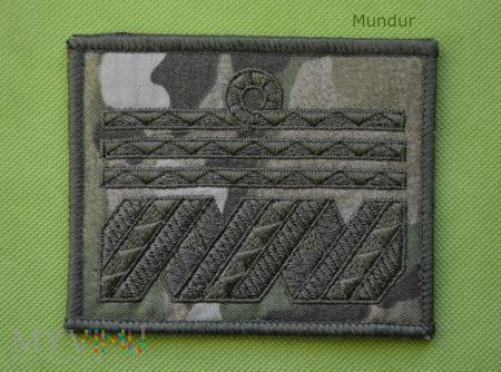 Oznaka stopnia MW na multicam - admirał floty