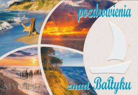 Pozdrowienia znad Bałtyku