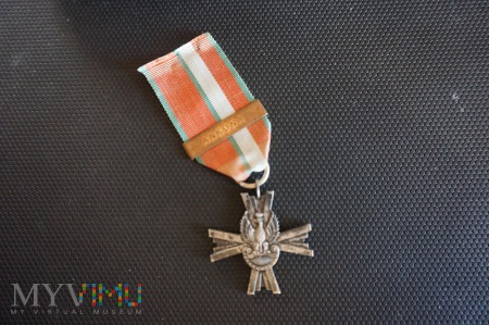 Krzyż Czynu Bojowego PSZ na Zachodzie