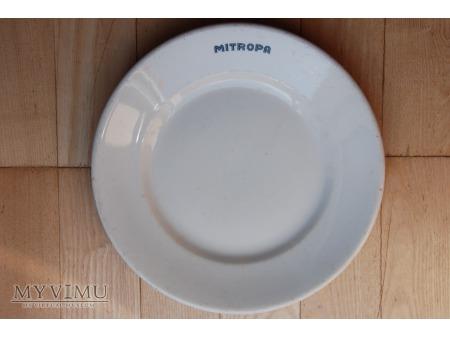 Talerz płytki - Mitropa