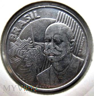 50 centavos 2002 r. Brazylia