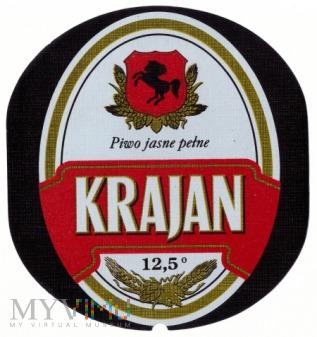 Piwo jasne KRAJAN
