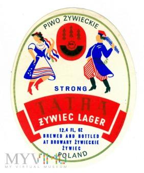 Tatra Żywiec Lager