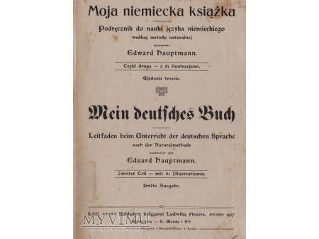 Książka z 1917