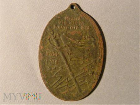 """Medal pamiątkowy """"Za wierność w wielkiej wojnie"""""""