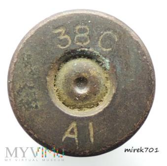 Łuska 6,5x54R Mannlicher 38C AI