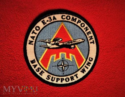 Duże zdjęcie AWACS NATO