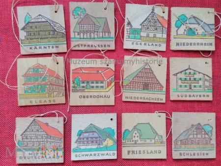 KWHW Deutsche Bauernhäuser