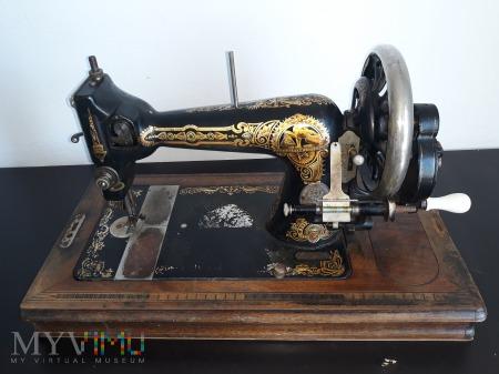 Duże zdjęcie Maszyna do szycia Winselmann Hera