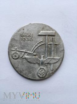 MAI 1936 (TAG DER ARBEIT 1936)