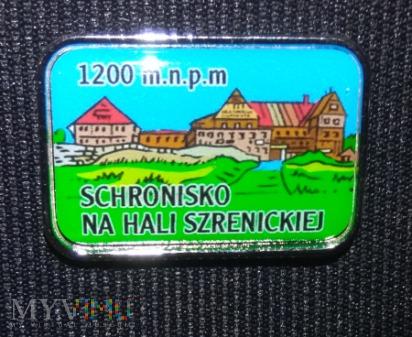 Schronisko na Hali Szrenickiej 1200 m n.p.m.