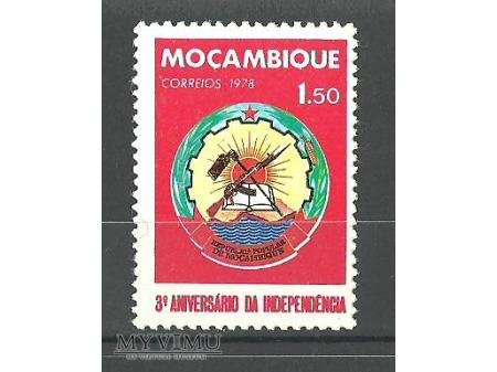 Emblema da República de Moçambique
