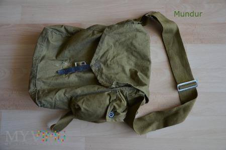 Radziecka torba na maskę przeciwgazową PMG-2