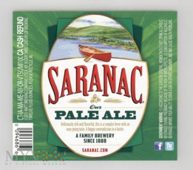 Saranac, Pale Ale