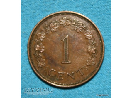 1 Cent-Malta 1972