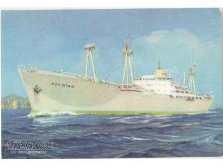 Statek PHENIAN