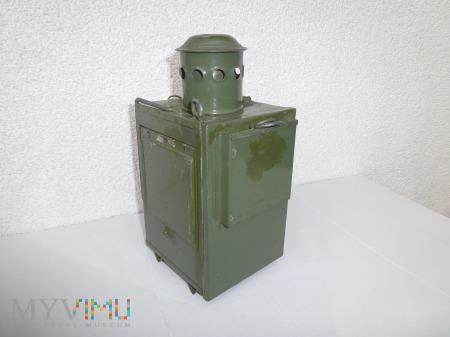 Duże zdjęcie lampa naftowa wojskowa / 0001