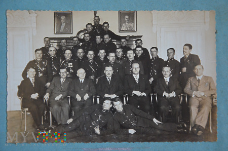 Strażacy lata 30-te