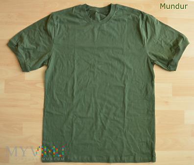 Koszulka letnia koloru khaki 518/MON