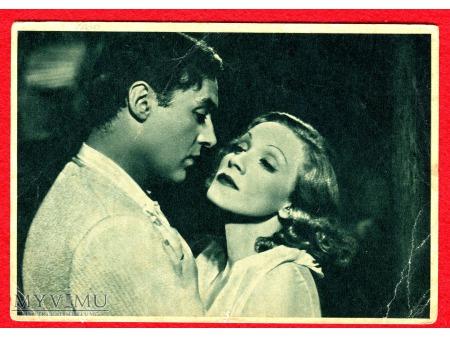 Duże zdjęcie Marlene Dietrich Pocztówka Colosseum Films Włochy
