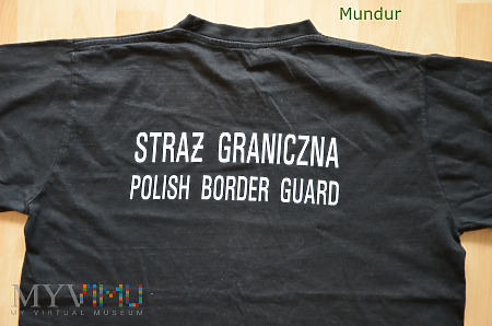 Koszulka SG Polish Border Guard