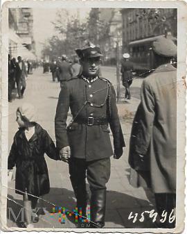 Żandarm II RP