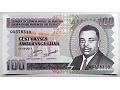 Zobacz kolekcję BURUNDI banknoty