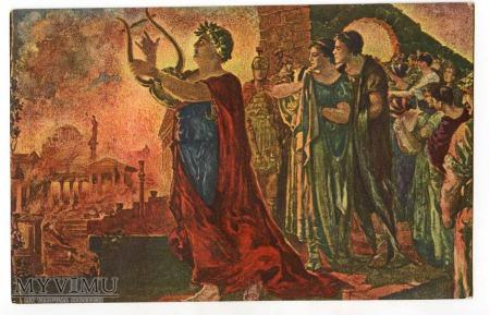 Quo Vadis - Pożar Rzymu - Del Senno