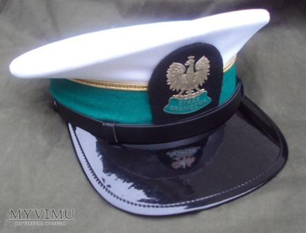 Czapka podoficera SG (morski oddział 2003)