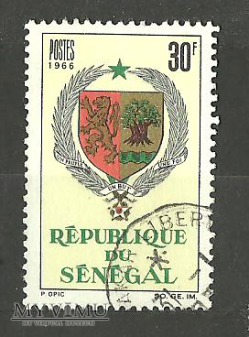 Armoiries du Sénégal