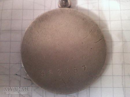 medal za odwage