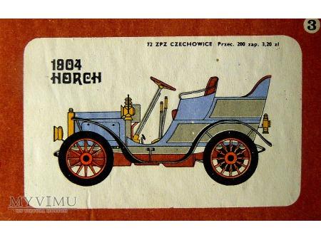 Duże zdjęcie HORCH 1904