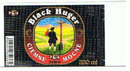 black huger ciemne mocne