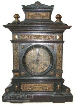 Zegar kominkowy Gustav Becker 1888 r