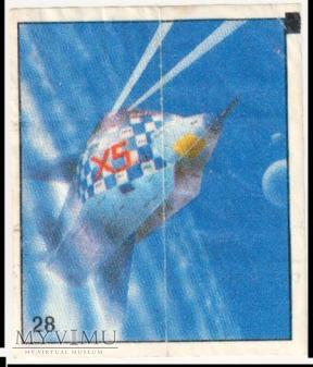 Historyjka kosmos nr 28