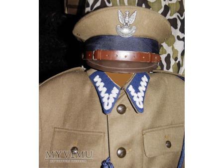 Szeregowiec Mazowieckiej Brygady KBW