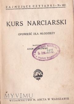 Książka z 1924.