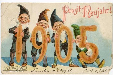 Do siego roku 1905