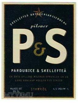 pilsner p & s