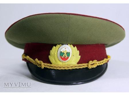 Czapka wojsk bułgarskich