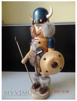 Wiking - dziadek do orzechów