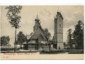 Karkonosze - Bierutowice, Świątynia Wang - ok.1915