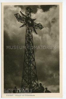 Duże zdjęcie Tatry Krzyż na Giewoncie - lata 30