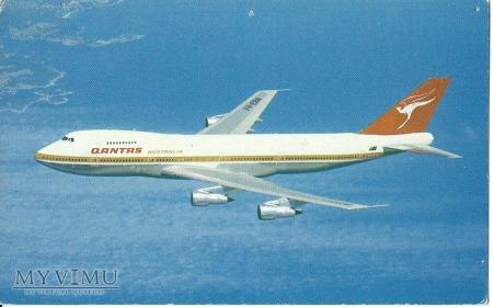 BOEING 747 B