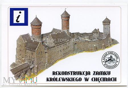 Chęciny - Rekonstrukcja Zamku - ok. 2010