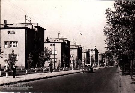 Duże zdjęcie Stalowa Wola-Ulica Wandy Wasilewskiej.