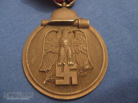 Medal za Kampanię Zimową na Wschodzie 1941/1942