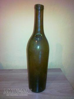 Butelka z pieczęcia