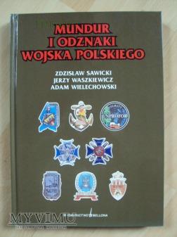Mundur i odznaki Wojska Polskiego - 1997