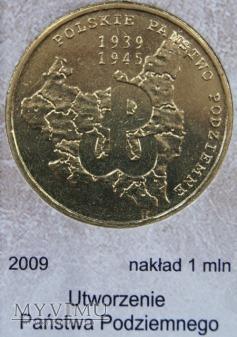 2 zł 2009 14